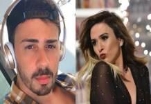 Carlinhos Maia e Tatá Werneck - Montagem/Área VIP