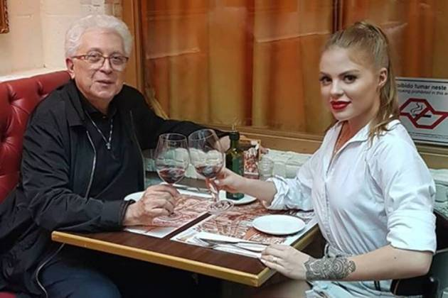 Aguinaldo Silva e Luisa Sonza/Instagram