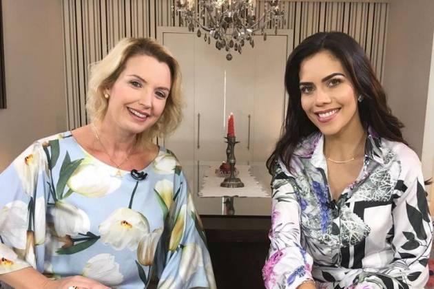 Alessandra Scatena e Daniela Albuquerque - Reprodução/Instagram