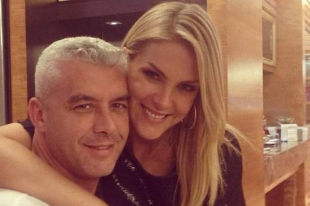Alexandre Correa e Ana Hickmann - Reprodução/Instagramq
