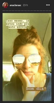 Ana Clara/Instagram