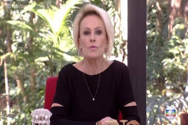 Ana Maria Braga (Reprodução/ TV Globo)