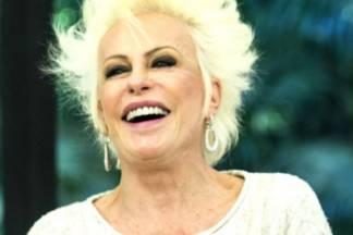Ana Maria Braga - Reprodução/TV Globo