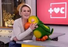 Ana Maria Braga e Louro José - Reprodução/TV Globo