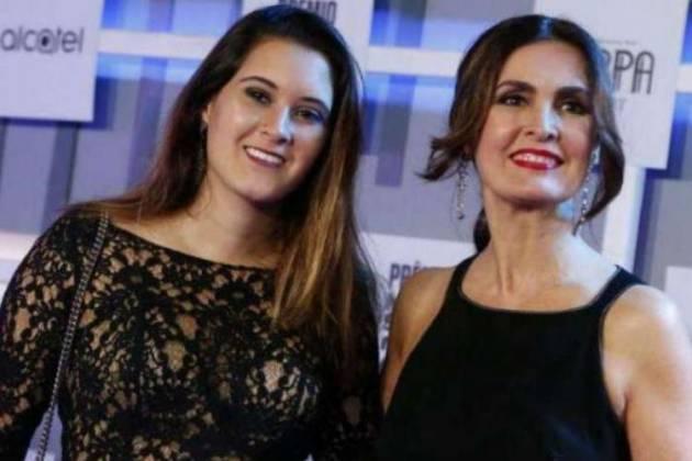 Beatriz e Fátima Bernardes - Reprodução/Instagram
