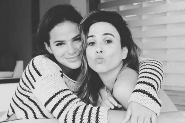 Bruna Marquezine e Tatá Werneck - Reprodução/Instagram