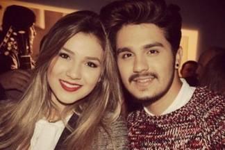 Bruna Santana e Luan Santana - Reprodução/Instagram
