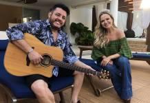Bruno e Eliana (Divulgação/SBT)