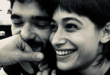 Caio Blat e Luisa Arraes - Reprodução/Instagram