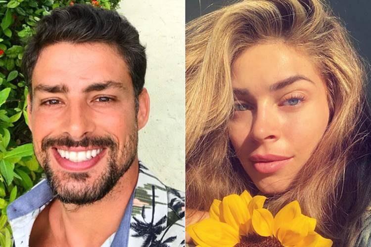 Cauã Reymond toma atitude após reagir a click quente da ex-mulher, Grazi Massafera