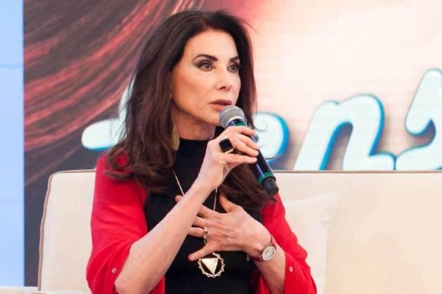 Claudia Alencar (Andrea Dallevo/ Divulgação RedeTV!)