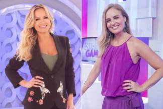 Eliana e Angélica (Instagram/Globo/Victor Pollak)