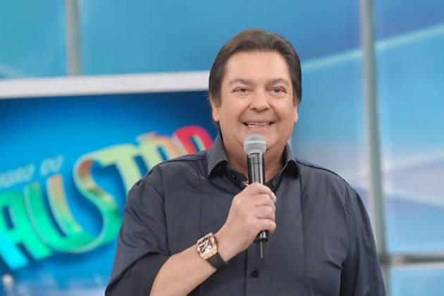 Faustão - Reprodução/Globo