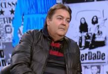 Apresentador Fausto Silva (Foto: TV Globo)