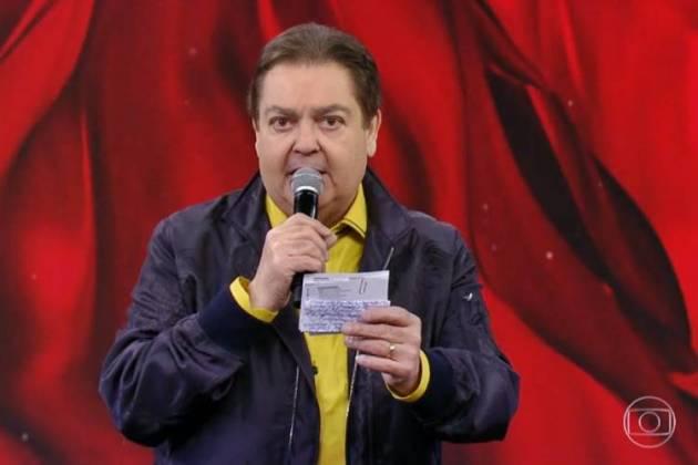 Faustão (Reprodução/TV Globo)