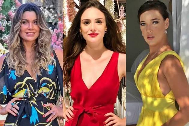 Flavia Alessandra - Isabelle Drummond - Adriana Birolli/Instagram