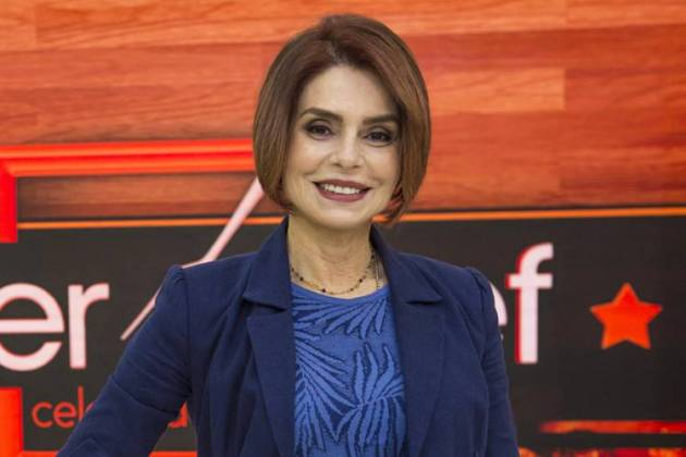Françoise Forton (Globo/João Cotta)