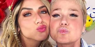 Giovanna Ewbank e Xuxa/Instagram