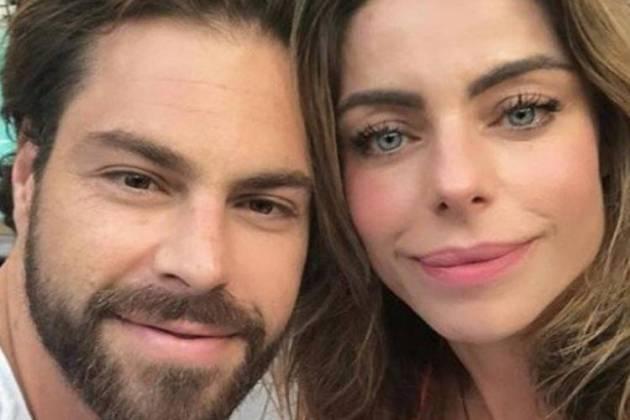 Guilherme Menge e Daniella Cicarelli - Reprodução/Instagram