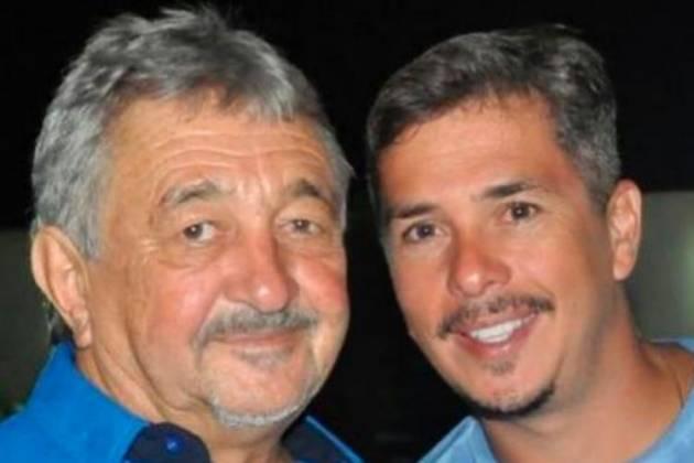 Ivan Moré com o pai - Reprodução/Instagram