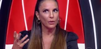 Ivete Sangalo - Reprodução/TV Globo