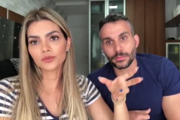 Kelly Key e Mico Freitas - Reprodução/YouTube