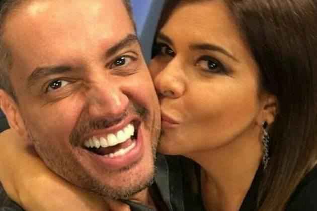 Leo Dias e Mara Maravilha - Reprodução/Instagram