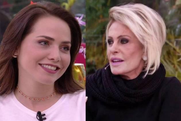 Leticia Colin e Ana Maria (Reprodução/TV Globo)