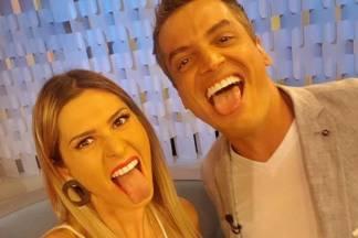 Livia Andrade e Leo Dias/InstagramLivia Andrade e Leo Dias/Instagram