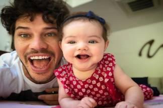 José Loreto e Bella (Reprodução: Instagram)