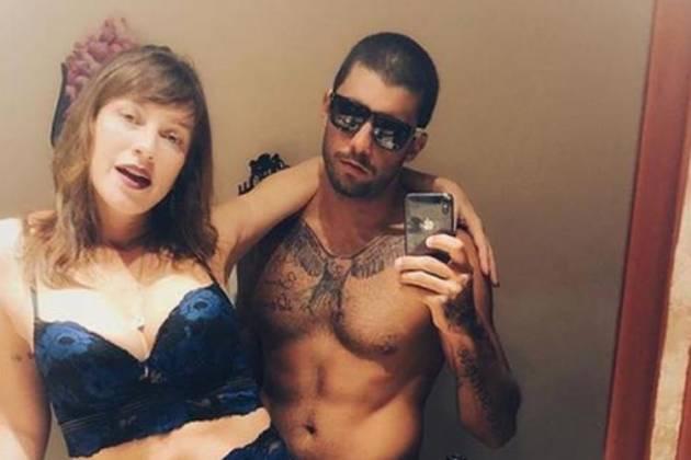 Luana Piovani e Pedro Scooby - Reprodução/Instagram