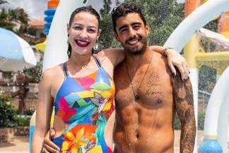 Luana Piovani e Pedro Scooby/Instagram