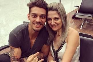 Lucas Lucco e Karina Lucco - Reprodução/Instagram