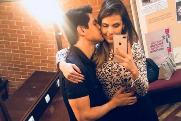 Lucas Veloso e Nathalia Melo - Reprodução/Instagram