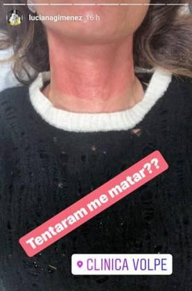 Post - Luciana Gimenez/Instagram