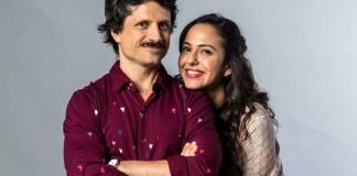 Malhacao - Marli e Paulo se beijam (Globo/Raquel Cunha)
