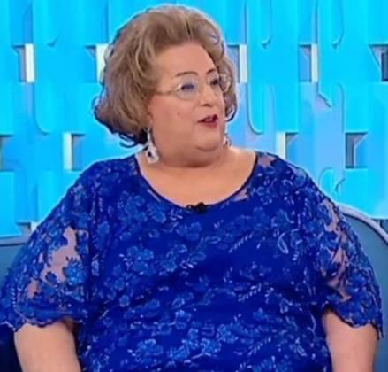 Mamma Bruschetta - Reprodução/SBT