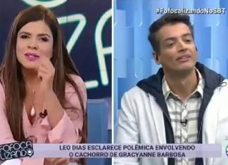 Mara Maravilha e Leo Dias/Instagram
