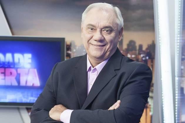 Marcelo Rezende (Edu Moraes/Record TV)
