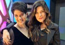 Cristiana Oliveira e Mariana Godoy (Divulgação/RedeTV!)