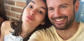 Marina Moschen e Daniel Nigri - Reprodução/Instagram