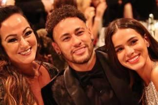 Nadine - Neymar - Bruna Marquezine/Instagram