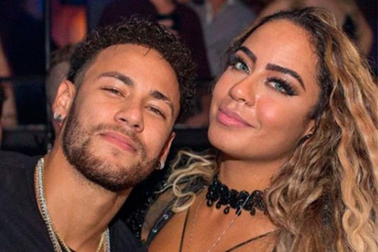 Neymar e Rafaella Santos - Reprodução/Instagram