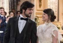 Orgulho e Paixão - Casamento de Ema e Ernesto (Globo/Victor Pollak)