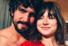 Renato Góes e Thaila Ayala - Reprodução/Instagram