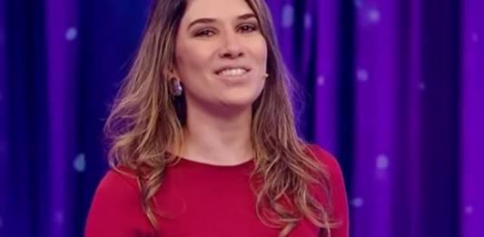 Rebeca Abravanel(Reprodução/SBT)