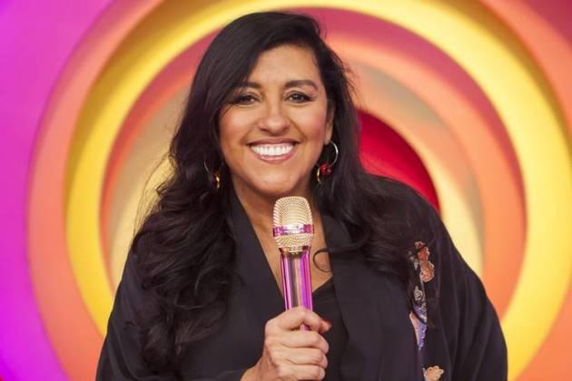 Regina Casé (Globo/João Januário)