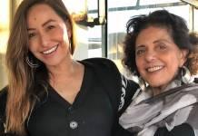 Sabrina Sato e Leda Nagle/Instagram