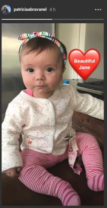Jane, filha de Patrícia Abravanel (Reprodução: Instagram)