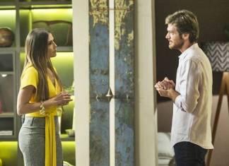 Segundo Sol - Karola e Beto (Globo/Raquel Cunha)